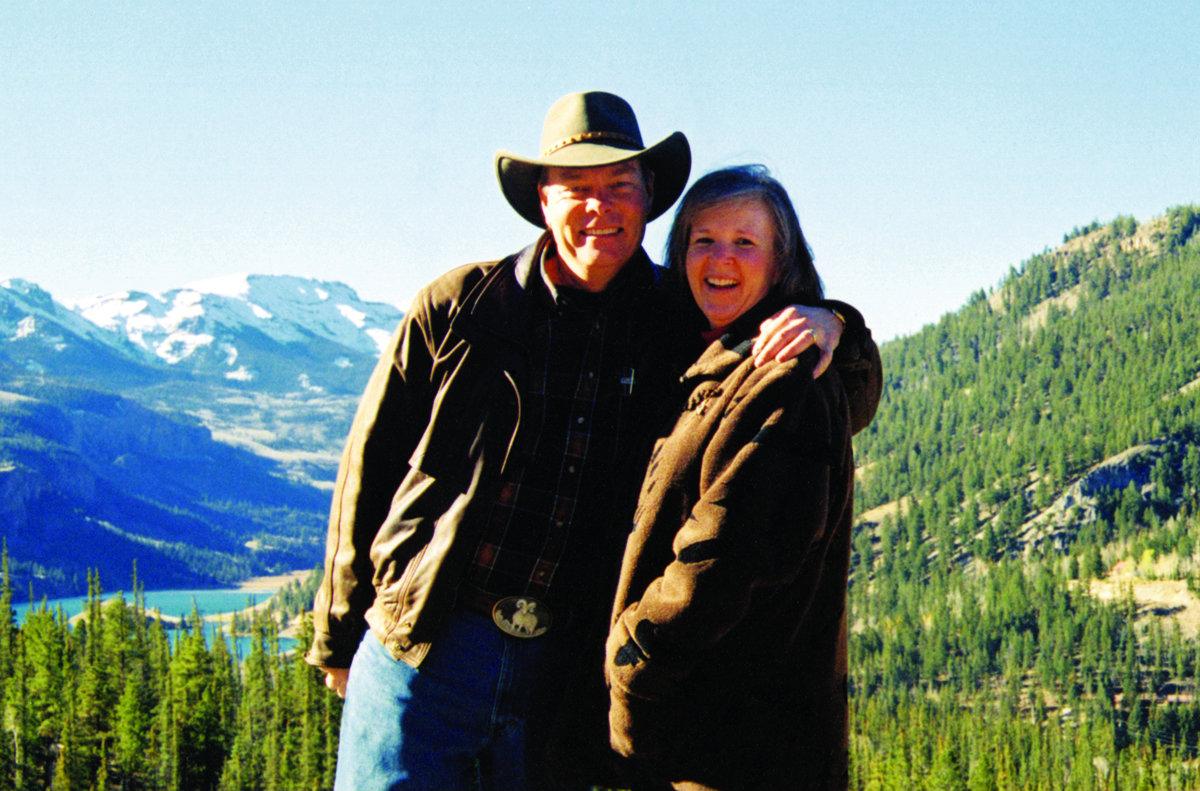 Andrew & Jamie Wommack in Colorado Springs   2000s