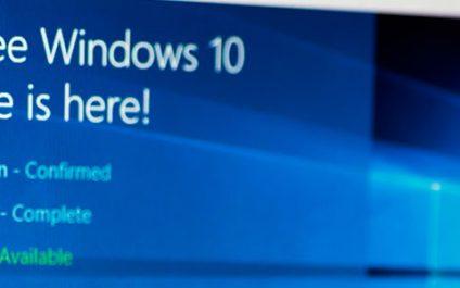 SMBs are set to enjoy free Windows 10 upgrade
