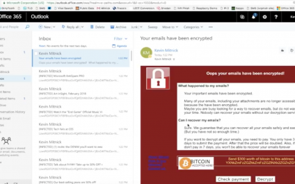 New Ransomware Able To Encrypt Cloud Services