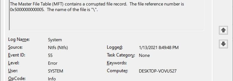Windows Bug Corrupts Your Computer