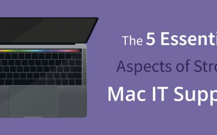 The 5 Essential Aspects of Strong Mac IT Support