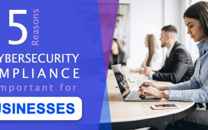 5 Reasons IT Cybersecurity Compliance Is Important for Businesses