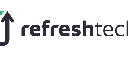 Introducing the new Refresh logo!