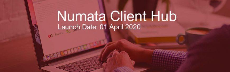 Introducing the Numata Client Hub   Support Platform