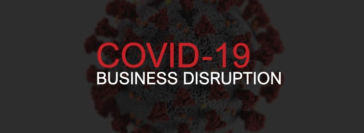 COVID-19: The Disruptor of Our Times