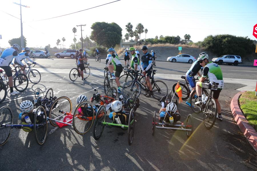 Anthony bike ride 1