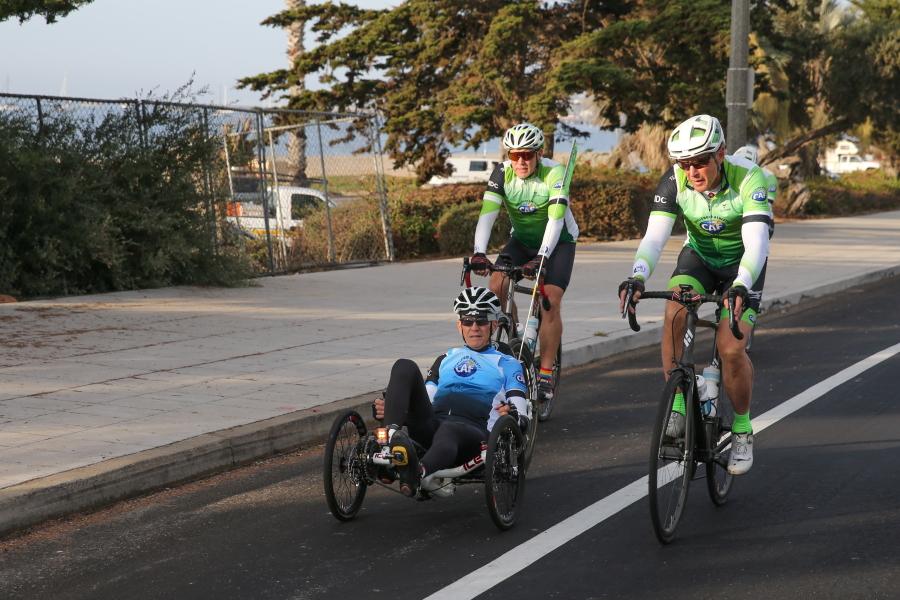 Anthony bike ride 2