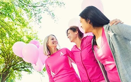 Our Providers Supporting Breast Cancer 3-Day Walk