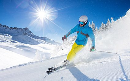 Prevent Winter Sports Injuries