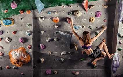 Rock Climbing Article Published!