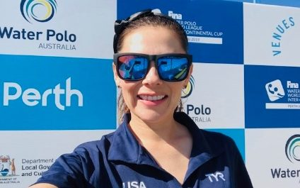 Dr. Rodriguez – Team Physician for USA Women's Water Polo!