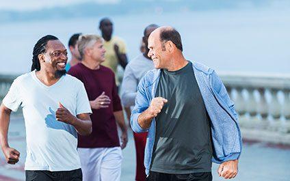 Men's Health Month – Aging