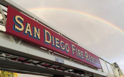 SDSM joins UCSD and the City of San Diego to serve our First Responder Community