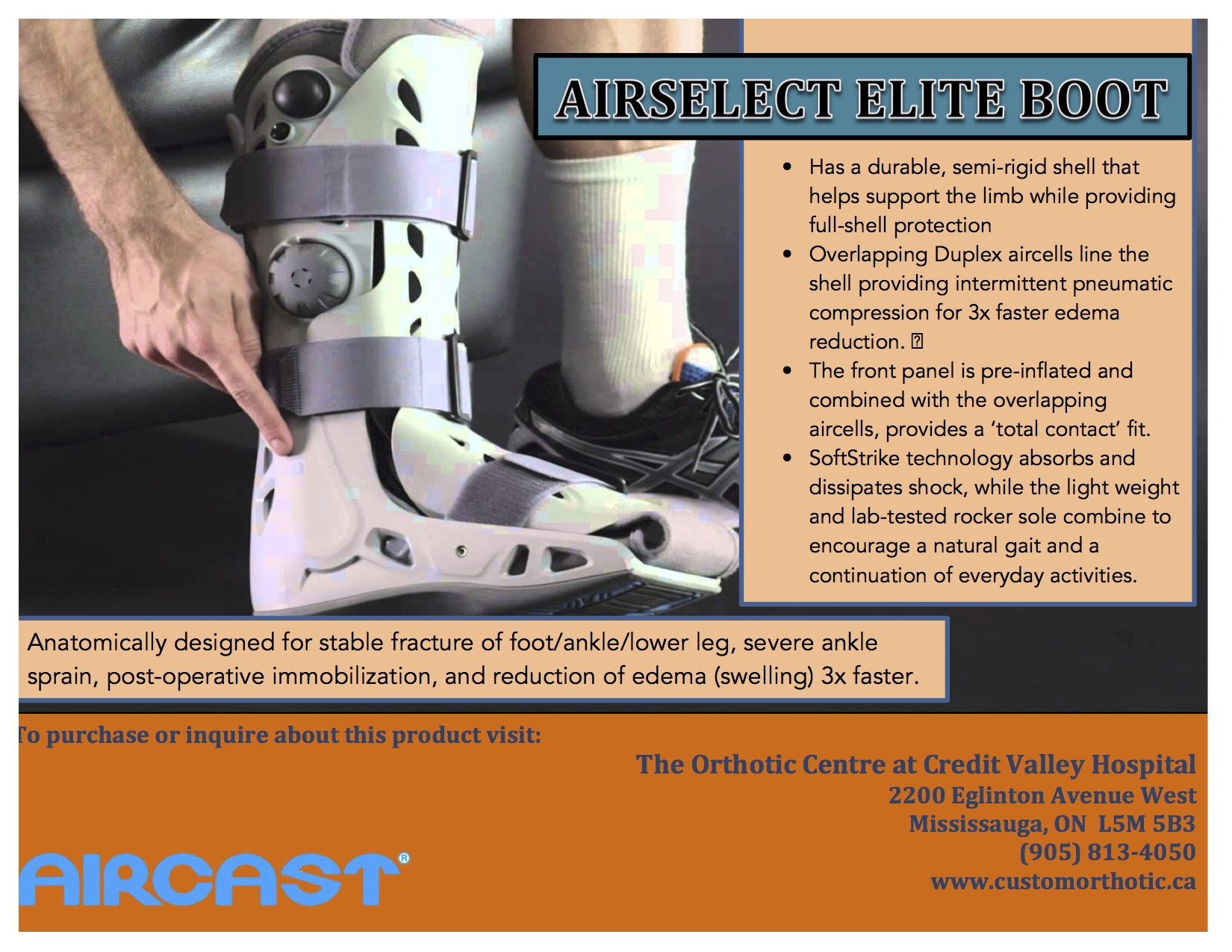 AirSelect Elite Boot