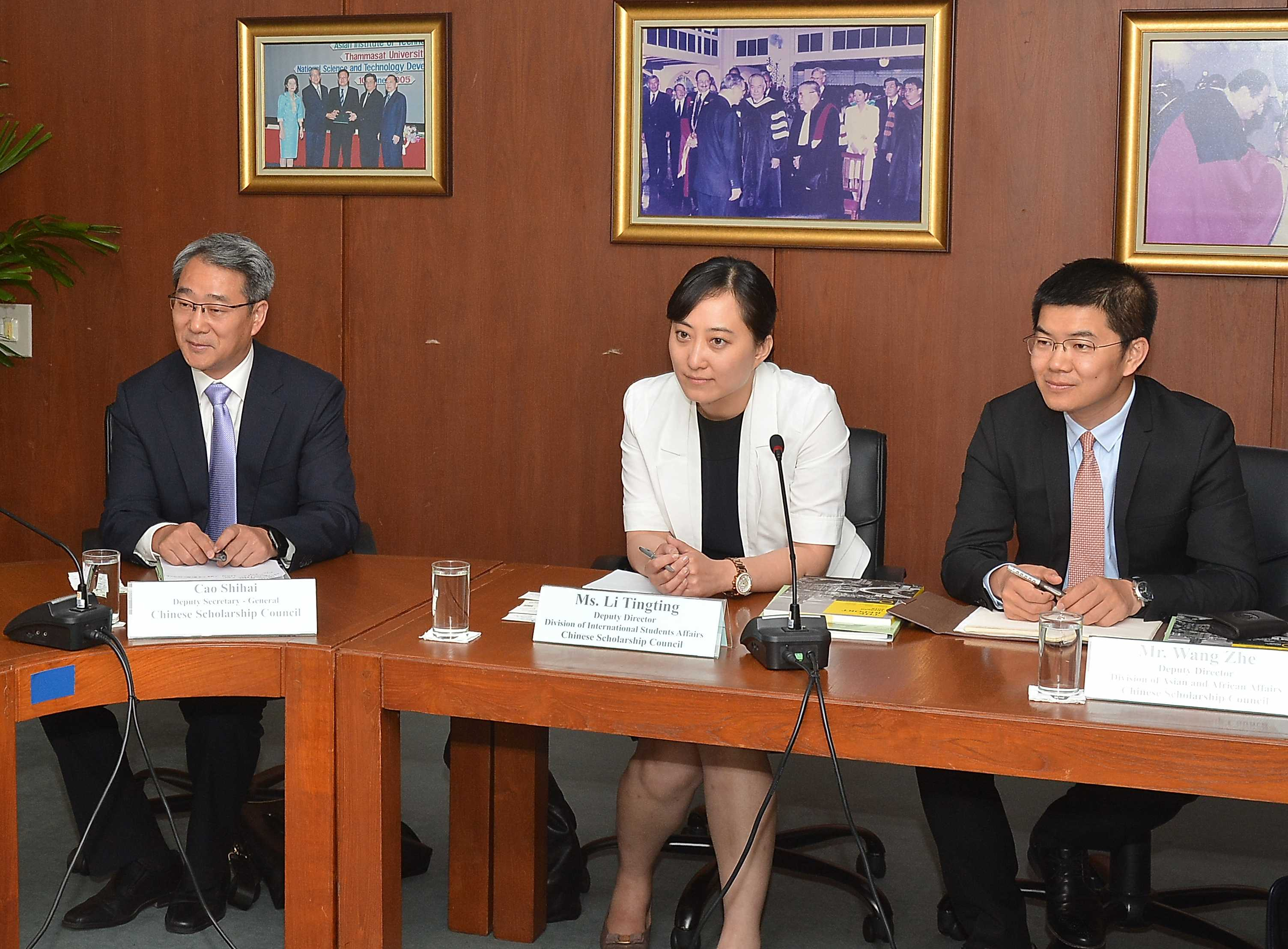China Scholarship Council (CSC) eyes greater cooperation