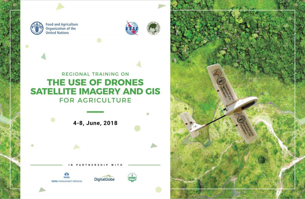 Regional Training on Drones, Satellite Imagery and GIS in