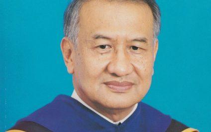 Professor Prinya Nutalaya bestowed with the rank of Professor Emeritus