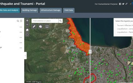 GIC develops Indonesia Earthquake and Tsunami Resource