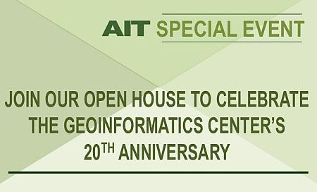 Open House at Geoinformatics Center