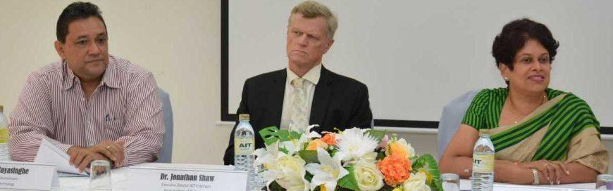 Sri Lanka Ambassador presides over Leadership Program in Agricultural Research Management