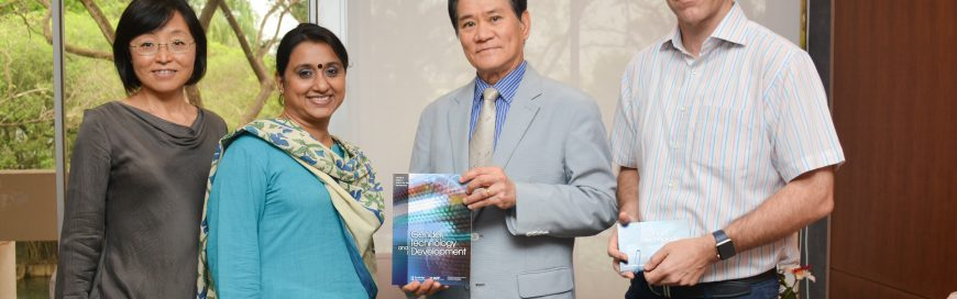 AIT's 'Gender, Technology and Development' journal completes two decades of impactful work