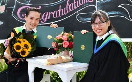 292 Students From 21 Countries Honoured in AIT's 130th Graduation Ceremony