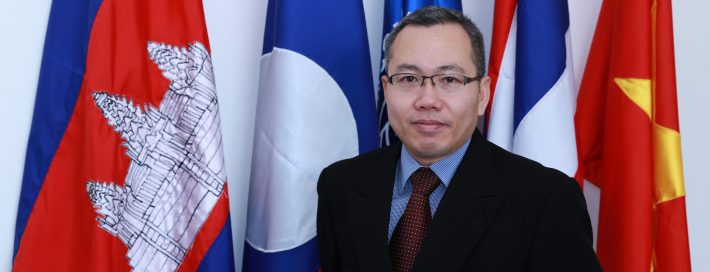 AIT Alumnus appointed CEO of Mekong River Commission