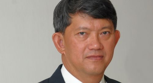 Dr Noppadol Phien-Wej promoted to the rank of Professor