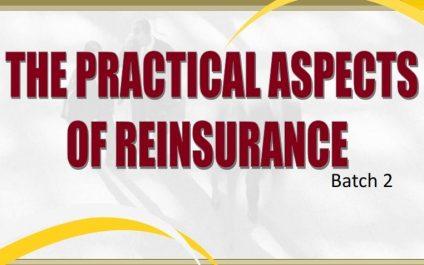 Training Program on Practical Aspects of Reinsurance