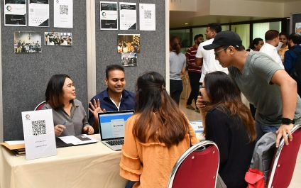 AIT Career Fair and SU Research Exhibition: 30 October 2019