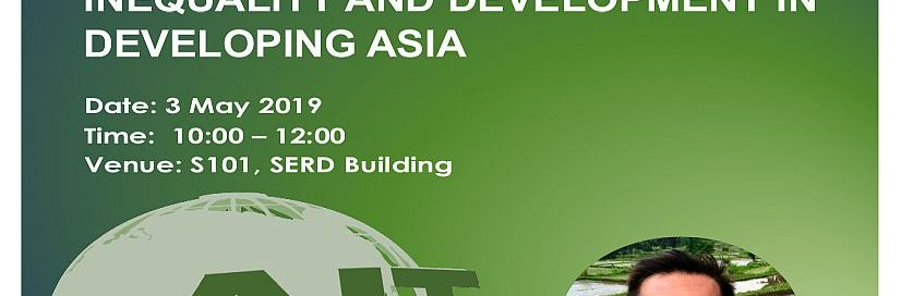 Seminar on Inequality and Development in Developing Asia