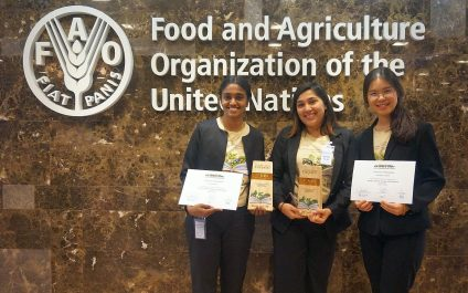 AIT Students Win 2019 International Day of Forests Debate