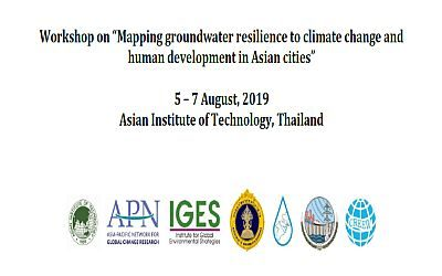 Mapping Groundwater Resilience to Climate Change and Human Development in Asian Cities