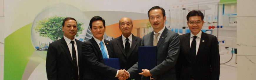AIT receives largest-ever corporate grant to establish Bangchak Initiative and Innovation Center