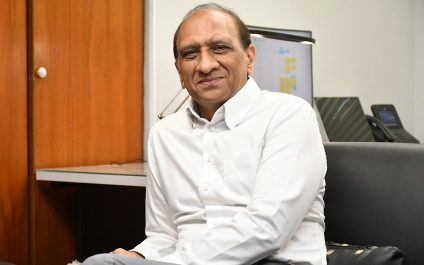 Q & A with Dr Naveed Anwar, Vice President for Knowledge Transfer