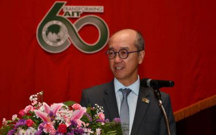 Four Lessons for Graduates from Distinguished 60th Anniversary Graduation Speaker