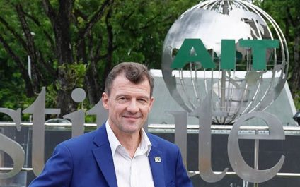 Q & A with Prof Dieter Trau, Dean, School of Engineering and Technology
