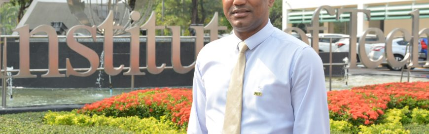 Dr. Sangam Shrestha Promoted to the Rank of Professor