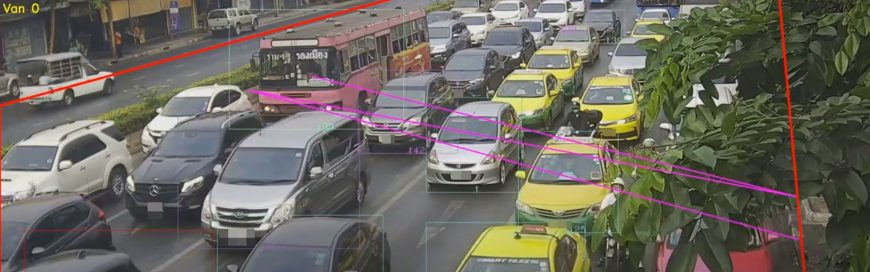 "AIT Artificial Intelligence Center Joins ""Rama 4 Model"" project to Tackle Traffic Congestion in Bangkok – with A.I."