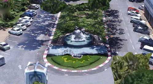 Explore the AIT campus in a 3D model