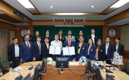KMUTNB joins AIT International Unified Bachelor's-Master's Degree Program