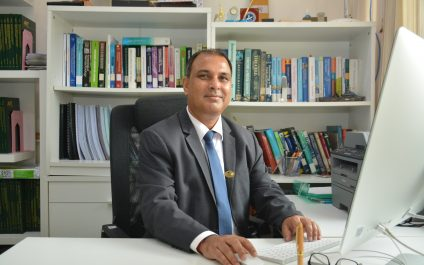 Dr. Anil Kumar Anal Promoted to the Rank of Professor