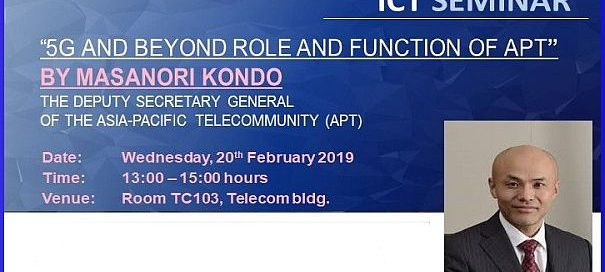 Seminar on 5G and Beyond: Role and Function of APT