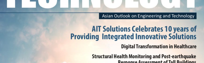AIT Solutions celebrates 10th Anniversary and publishes Technology Magazine