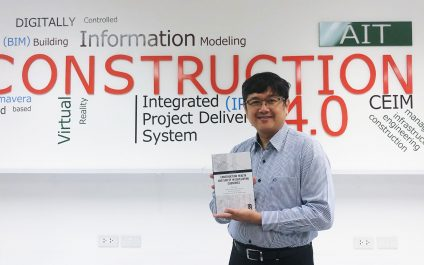 Book Co-edited by Prof. Hadikusumo wins Taylor and Francis Award for Outstanding Monograph in Engineering