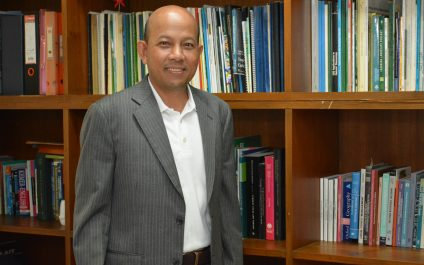 Dr. Nophea Sasaki Promoted to the Rank of Professor