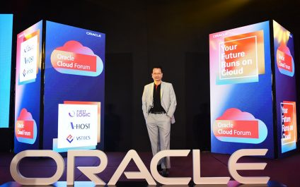 AIT Alum leading Oracle Thailand Shares Insights on Tech Trends and COVID-19 Disruption