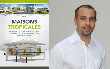 Dr. Yuosre Badir from School of Management contributed his knowledge for the publication of a book for designing ideal tropical houses