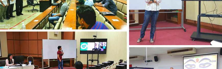 """Friday TikTalk Series"" connects new students abroad to AIT campus life"