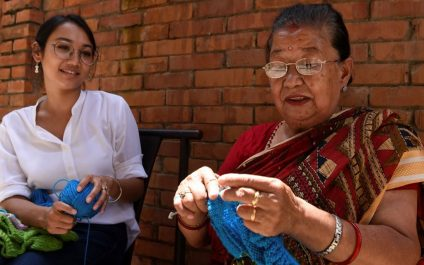 Q&A Interview: Social Enterprise Startup by AIT Alumna Empowers the Elderly in Nepal